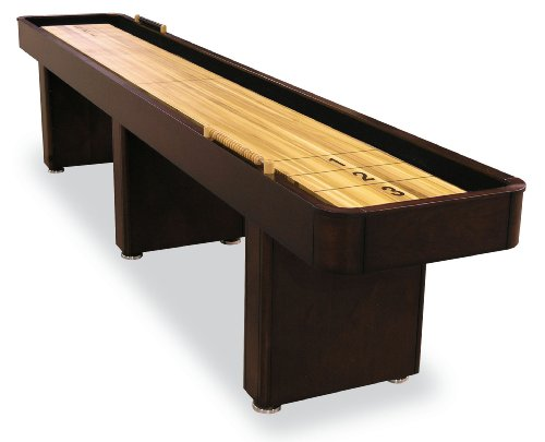 Fairview Game Rooms 12' Shuffleboard Table from Fairview Game Rooms