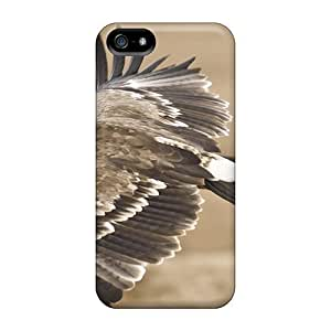 Hot Fashion Ste1079nseT Design Cases Covers For HTC One M7 Protective Cases (flying Eagle)