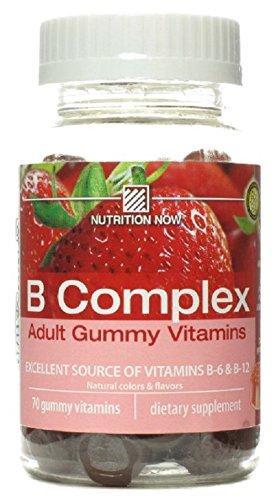 Nutrition Now Vitamin Bcmplx Gummy Strw