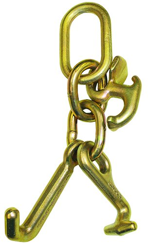 B/A Products 11-7CL Hook Cluster, Mini J, R and T, 2.5 Height, 4.5 Width, 7 Length by B/A Products