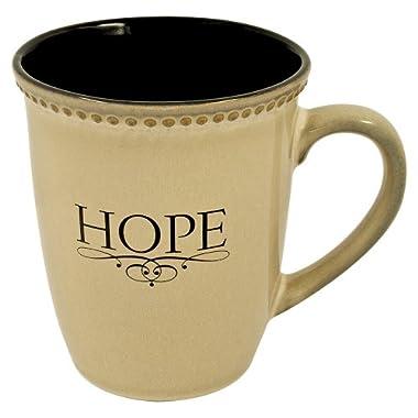Ivory  Hope  Verse Mug