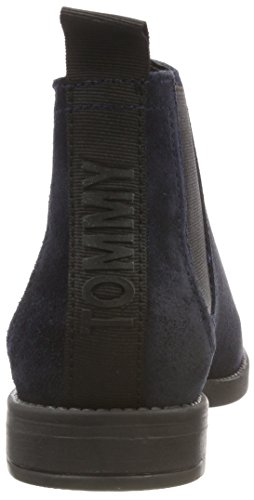 Femme Boot Chelsea Bleu 403 Essential Jeans Tommy Bottes Midnight R4wv7Owq