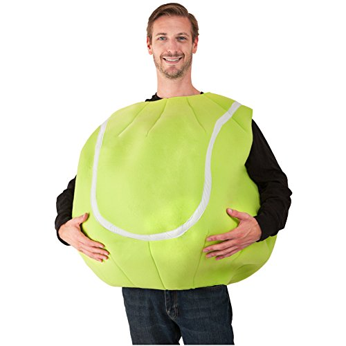 Adult Tennis Ball Costume