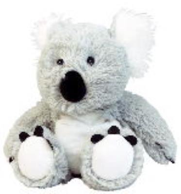 (KOALA Cozy Plush Heatable Lavender Scented Stuffed)