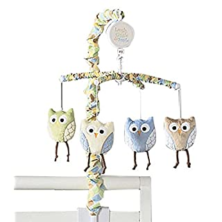 Laugh, Giggle & Smile Mod Owls Mobile
