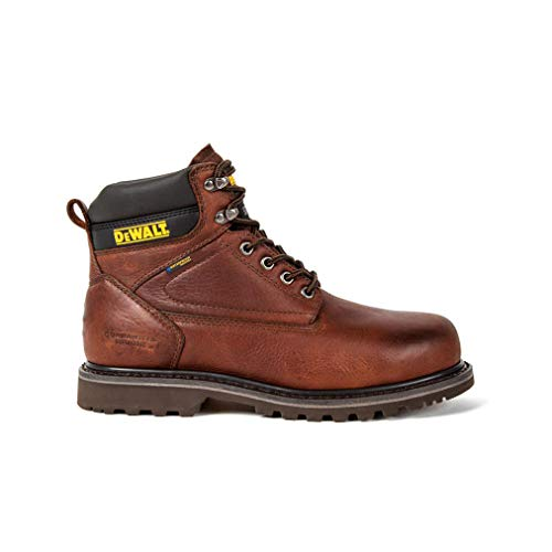 DEWALT Men's Axle Steel Toe Waterproof Work Boot (10 M US) by DEWALT (Image #1)