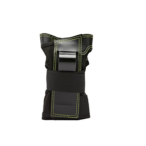 K2 Damen Schoner Prime W Wrist Guard, Schwarz/Grün, M, 3041602.1.1