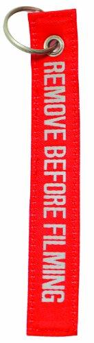 CineBags Key Chain - CBKey (Red)