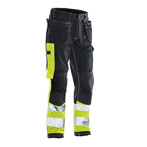 JOBMAN Workwear Tradesmans Workpants Hi Vis product image