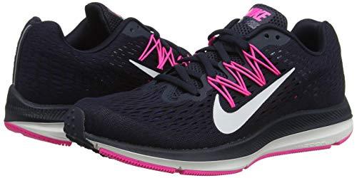 Multicolore Winflo Donna Summit White Dark 401 Zoom Nike Scarpe Running Obsidian obsidian 5 xOfnY5qw