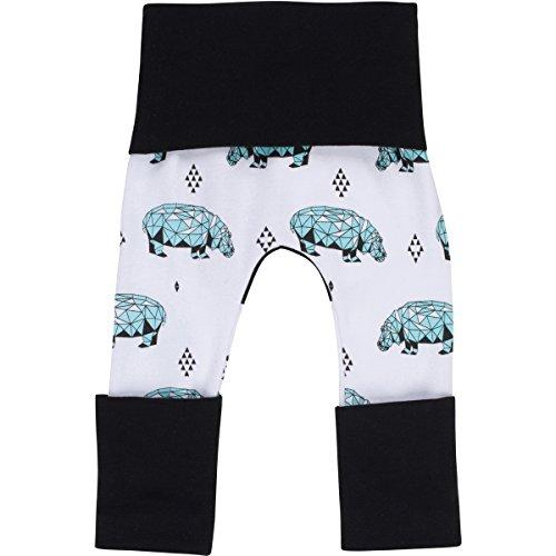 Organic Leggings Unique Design Newborn 3T product image