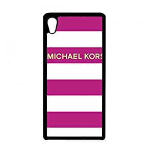 MK Michael Kors Vintage Funda,Sony Xperia Z5 Funda Back Funda Custom Customized Funda