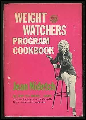 Weight Watchers Program Cookbook Jean Nidetch Amazon Books