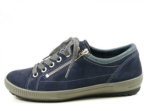 Tanaro à pour lacets 7 Chaussures 00818 Legero ville Blau de femme xwZEYPEq6
