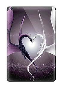 Fashion EDKxLmA8169Jtftk Case Cover For Ipad Mini/mini 2(romantic Loves Creative Crazy)