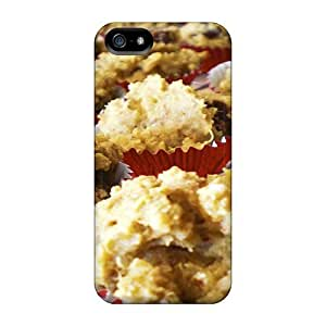 Fashion Case Cover For iphone 5c(apricot Almond Muffins)