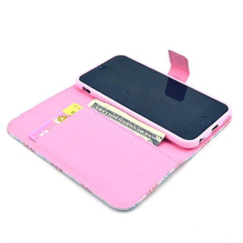 Yaobai-(coque apple iphone 6 Plus)Cuir Coque Case Etui Coque étui de portefeuille protection Coque Case Cas Cuir Swag Pour Iphone 6 Plus (5.5inch)
