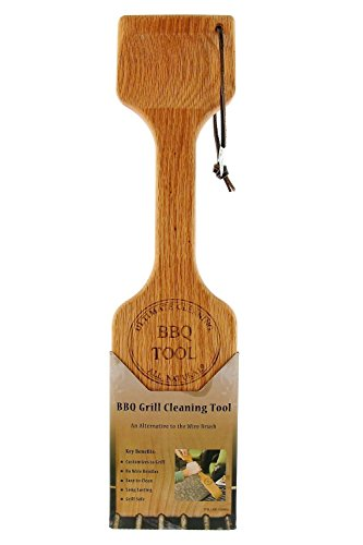 Ultimate Cleaning BBQ Tool (Brush Wooden Grill)