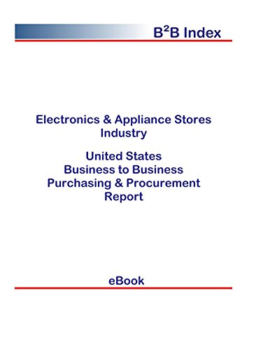 Electronics & Appliance Stores Industry B2B United States: B2B Purchasing + Procurement Values in the United States