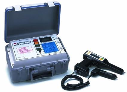 Megger DET3TC 3-Terminal Digital Ground Resistance Tester ART Capability 0.01 to 2000 2/%/± 3d Resistance Range 0-100 V Ground Voltage Range