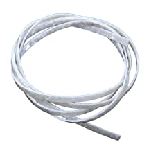 1pc White Pearl 5 Feet Cool Guitar Parts Celluloid Guitar Binding Body Project Purfling Strip