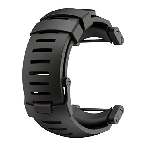 Suunto Core Accessory Strap Rubber Black, One Size