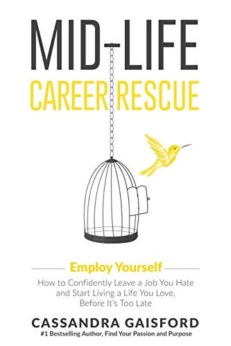Mid Life Career Rescue: Employ Yourself 2018: How To Change Careers,  Confidently  Life Career