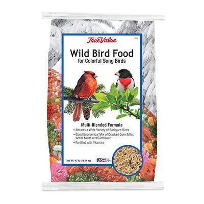 Kaytee Products 100504311 Wild Bird Food, 40-Lbs. - Quantity 50