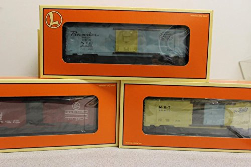 6464 Series Boxcars - NEW LIONEL 29267- 6464 BOXCAR SERIES 8 - MINT