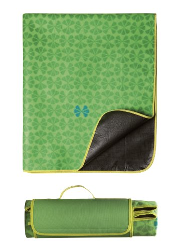 Green Picnic Blanket 5015423 (Sagaform Green)
