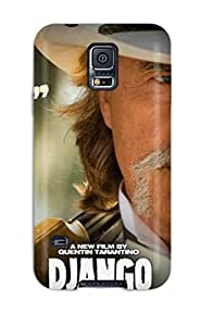 Nafeesa J. Hopkins's Shop Scratch-free Phone Case For Galaxy S5- Retail Packaging - Django Unchained 3366712K68306486