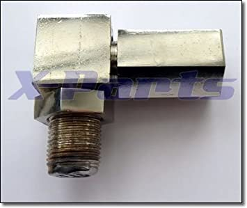 90° Lambdasonde Lambda Eliminator Spacer Metallkat Lamda Lamdasonde Simulator O2