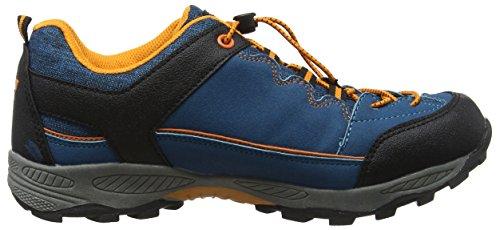 Lico Orange Trekking Blau amp; Orange Herren Petrol Low Petrol Griffin Wanderhalbschuhe qrxv4qpt