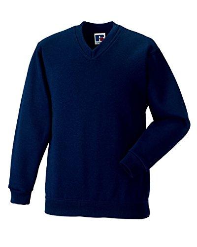 Russell Athletic - Sudadera - para mujer azul marino