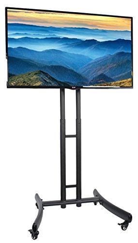 VIVO TV Cart for LCD LED Plasma Flat Pan - Basics Flat Panel Shopping Results