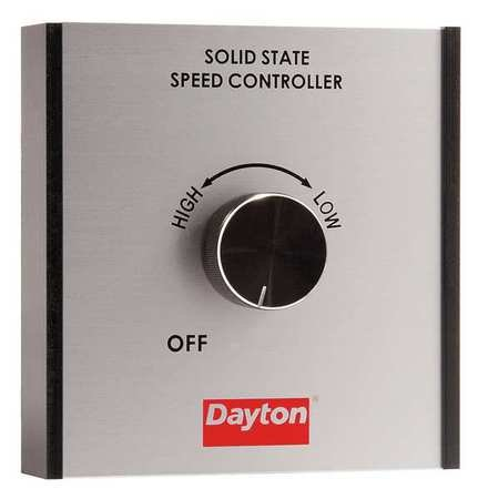 Speed Control, 10 Amps by Dayton