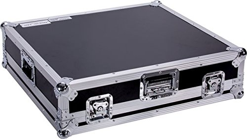 DEEJAY LED TBHZED420 Fly Drive Case For Allen & Heath ZED420 Mixer or Similarly Sized Equipment