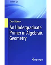 An Undergraduate Primer in Algebraic Geometry: 129