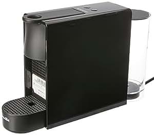 Breville Nespresso Essenza Mini Bundle Coffee Machine, Piano Black, BEC250BLK