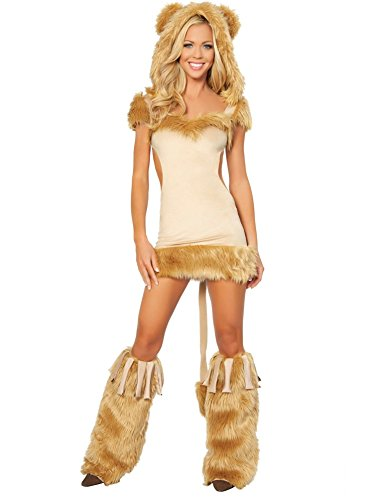Courageous Lioness Adult Costume - Small