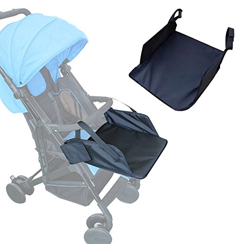 (per Baby Stroller Universal Footrest Extended Seat Pedal Child Baby Umbrella Car Accessories Extended Seat Length 35Width 35)