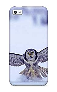 5836124K42475763 Durable Owl Back Case/cover For Iphone 5c