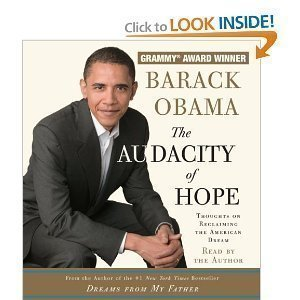 The Audacity of Hope on 5 CDS in hard, vinyl box