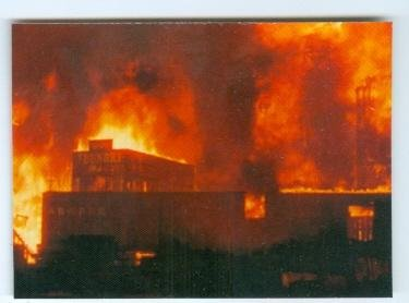- Atlanta Burns Gone With The Wind trading card 1996 Duo #03