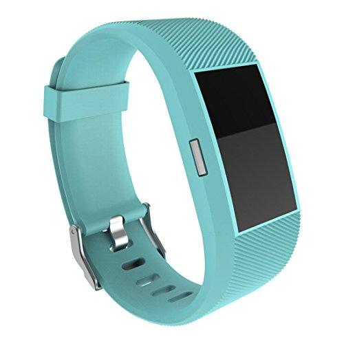 Fitbit Tracker Sunfei Fashion Silicone