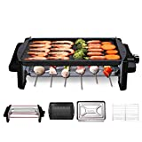Electric Double Grill,1200 W Watts Cold Walls The Grid