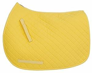 TuffRider Basic All Purpose Saddle Pad White
