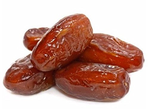 Bard Valley Organic Fancy Medjool Dates, 11 Pound by Bard Valley