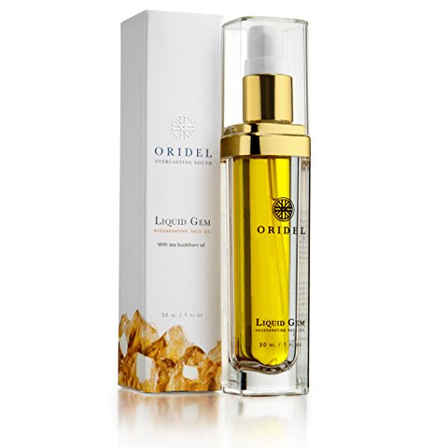 Oridel Liquid Gem Regenerating Face Oil (Chamomile Primrose Salve)