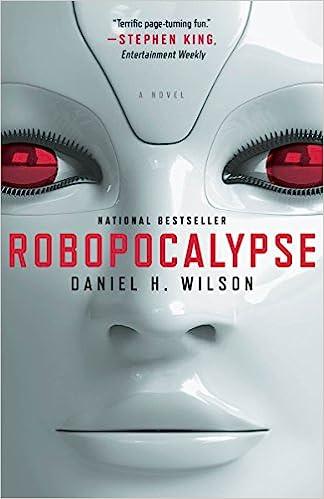 Image result for robopocalypse